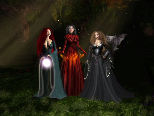 Magic_women_fun