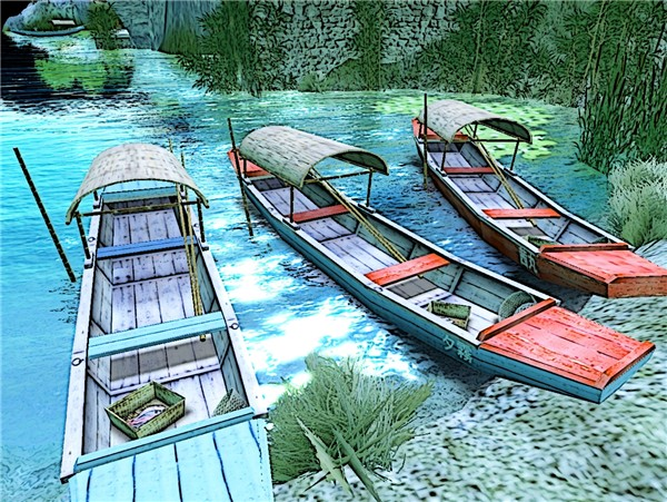 More Boats^^
