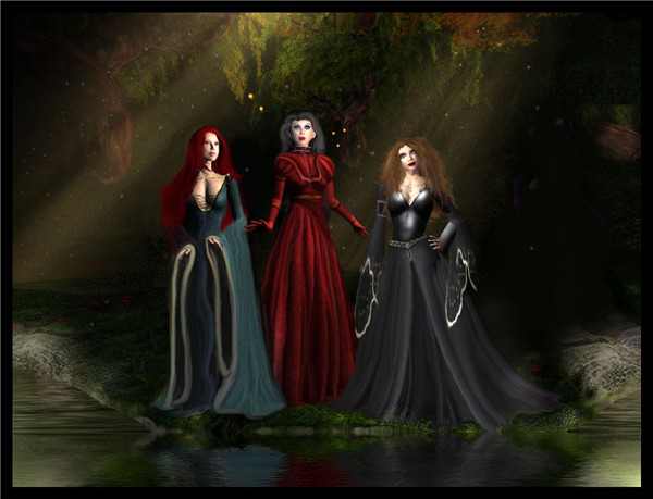 Witches of Avalon