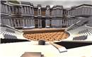 Pompey's Theatre:  Rome circ. 55 BC