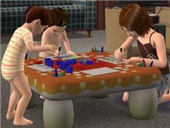 First Three DiNozzo Kids