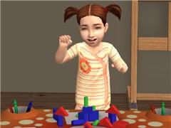 Foz DiNozzo as a Toddler