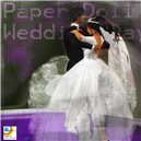 Paper Doll Wedding