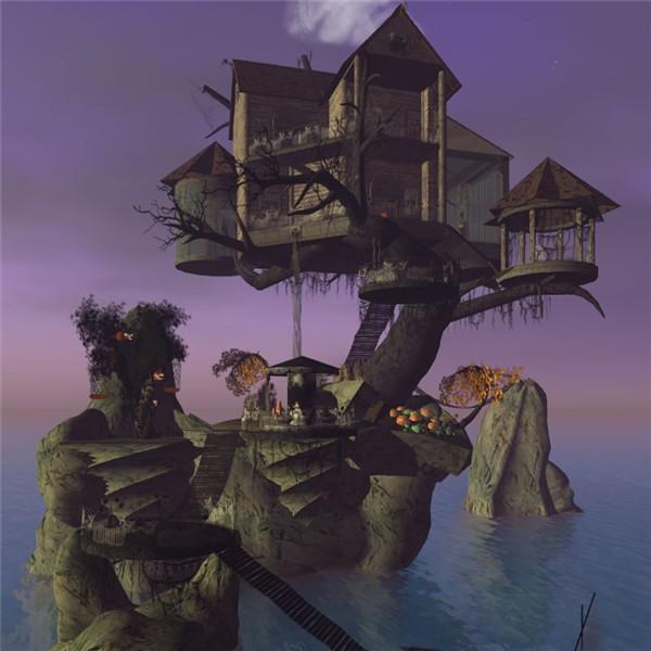 Halloween Isle