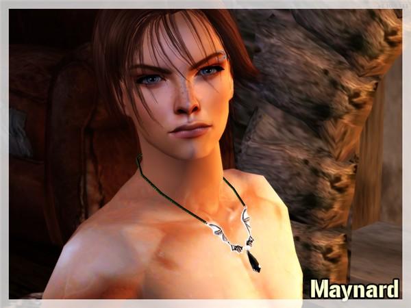 Maynard-face