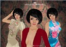 a chinese beauty in secondlife
