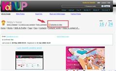 Create a Koinup Widget on WordPress
