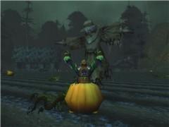 Pumpkin man.. uhm.. Orc