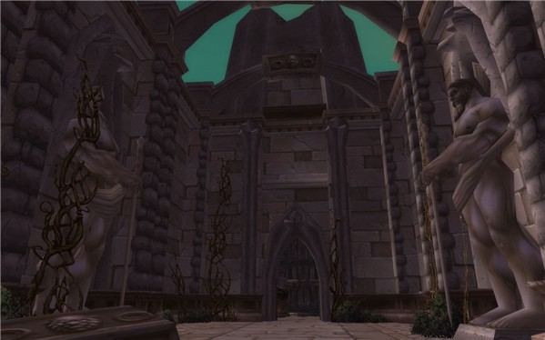 Entrance To The Undercity
