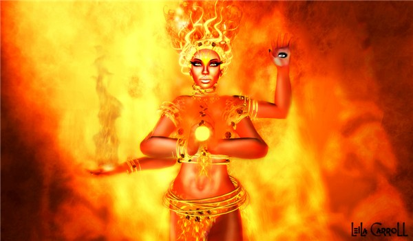 Sacred Fire of Vesta