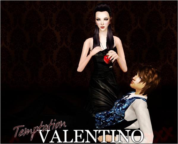 Temptation - Valentino advertisement