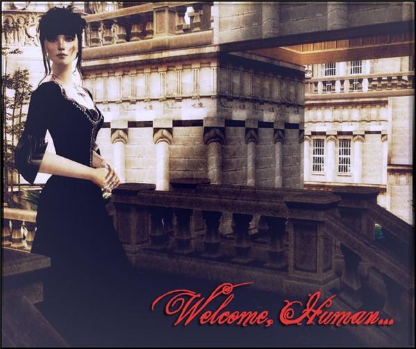Welcome, Human.