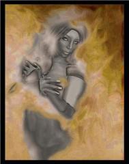 Absinthe on Fire
