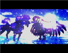 Ixion and Bahamut
