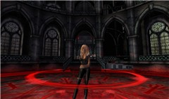Crimson Shadow Rezzable - Simone Schama