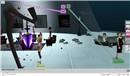 Lively Google Linden Lab Room