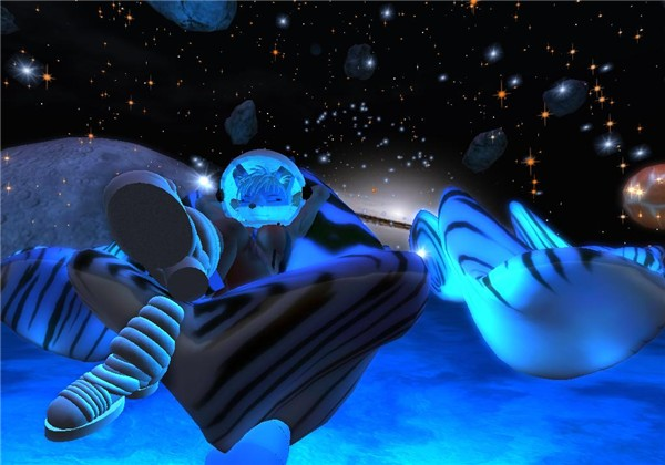 Space Park Fox - Patchouli Woollahra
