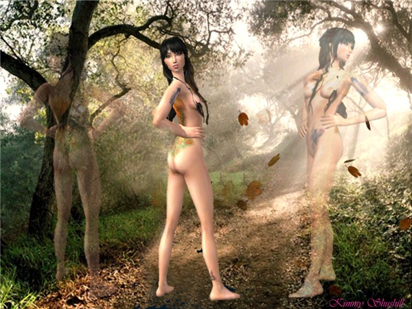 Kimmy Nud Art