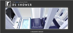 INFO-DE-SHOWER-BLUE