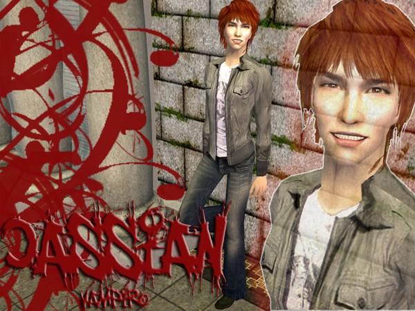 Cassian - Vampiro