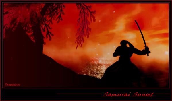 SAMURAI SUNSET ( Bushido  2 )