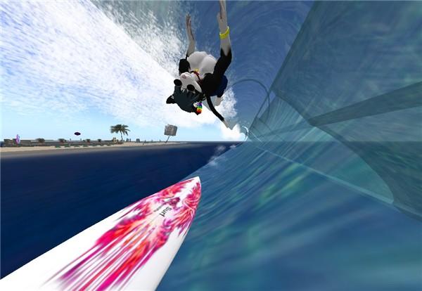 """Surfing Backflip (A """"Pileup"""" challenge!)"""