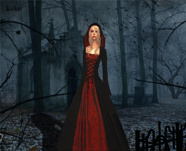 Sexy Romantic Vampire Gothic