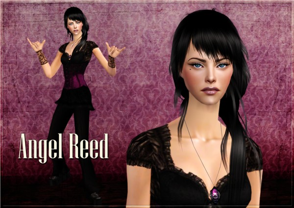 Angel Reed (Faces)
