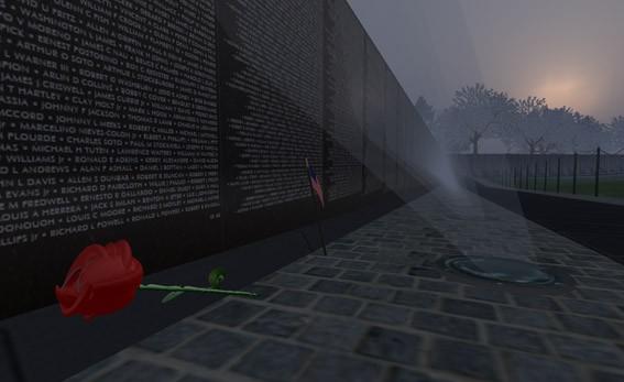 Memoial Wall