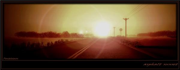 ASPHALT SUNSET