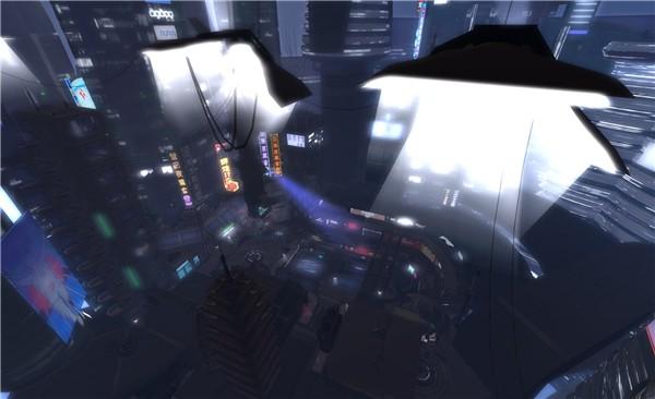 the cyberpunk glory of INSILICO - Torley Olmstead