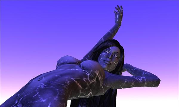 Windlight dancer - Kee Llewellyn