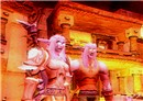 Me and Arow in Ironforge