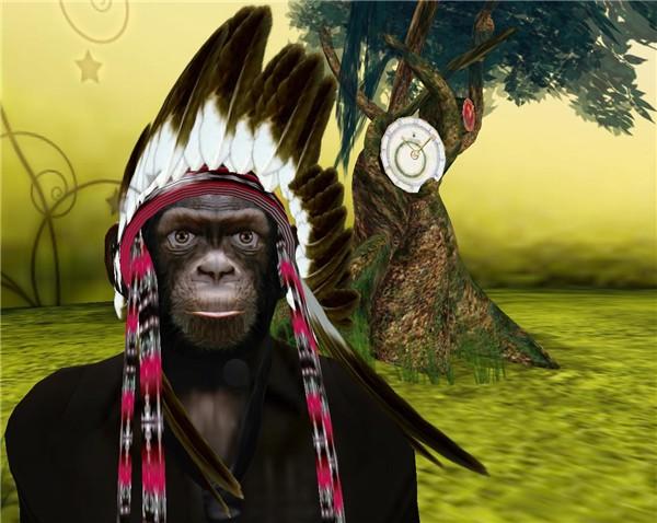 La planète des singes ?