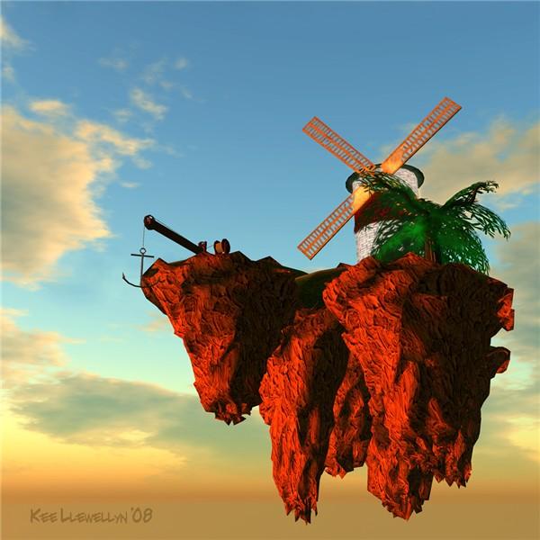 Windmill Island 1
