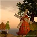 Wild Rice Windmill