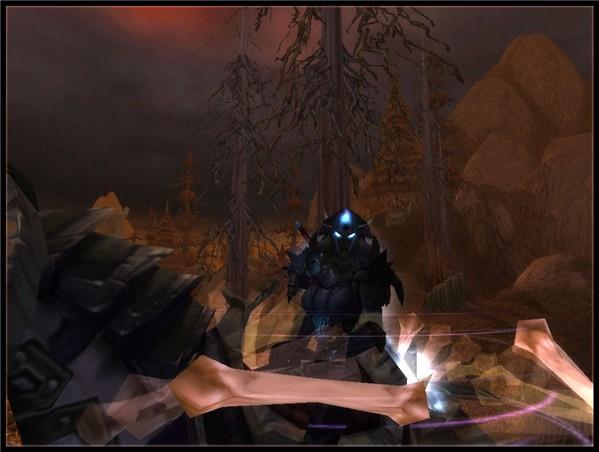 WoTLK: Death Knight - Bone Shield