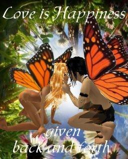fairy love sticker2