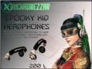 NDN - Spooky Kid Headphones