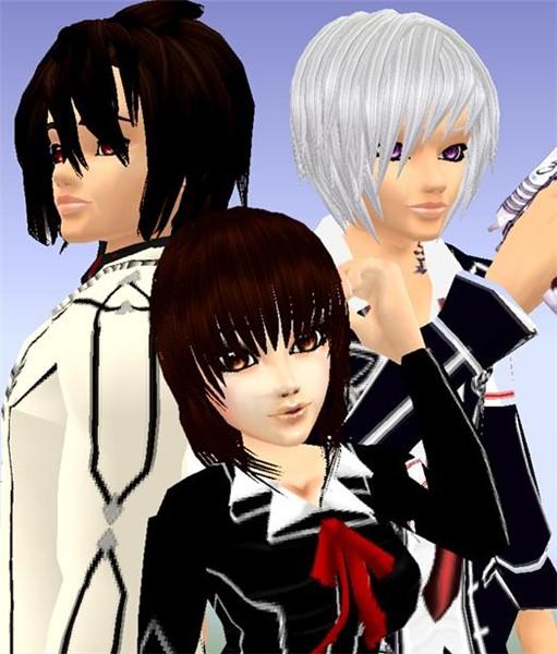 vampire knight characters. Vampire Knight Characters