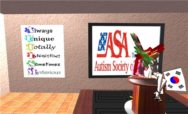 AUTISM: Always Unique Totally Interesting Sometimes Mysterious - Torley Olmstead