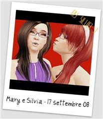 Mary e me