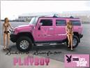 Playboy's Hummer
