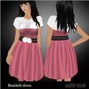 rosebelt dress