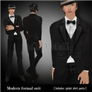 modern formal suit