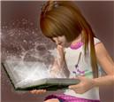 Open a book