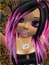 Profile pic - glitter