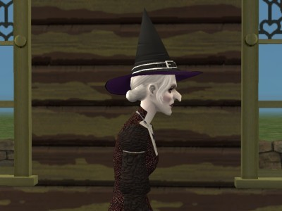 Old Witch - Profile