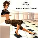 Arai Agency: Models With Attitude