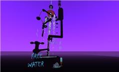 Burning Life Free Water - DeltaDharmaDawn Aubret